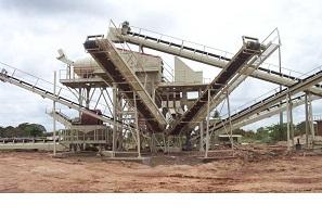 Mineria trituracion