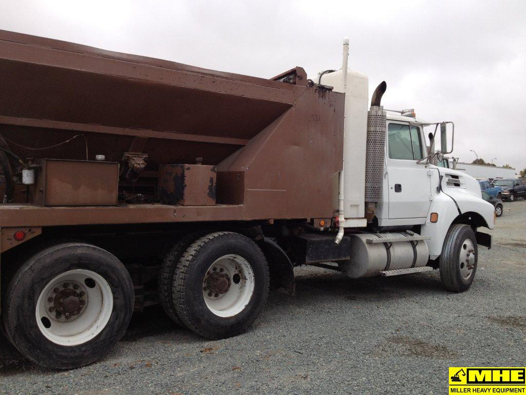 refurbished Bergkamp asphalt pavement preservation equipment exporter