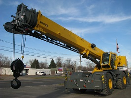 Cranes-RT & Truck Mounted