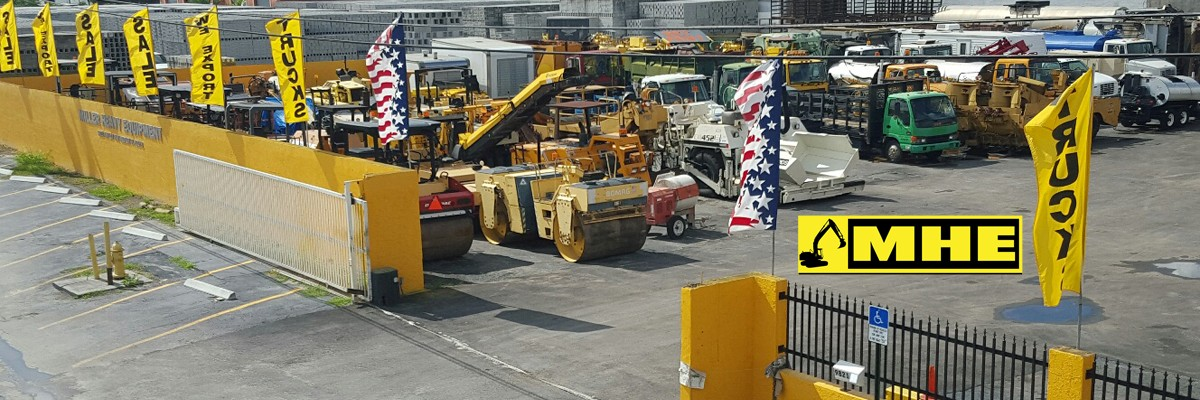 Largest selection of used heavy road construction paving equipment for export