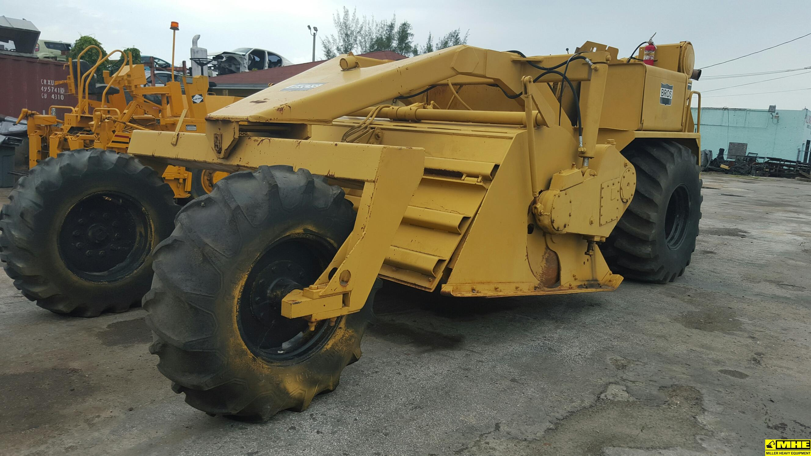 Bulldozers For Sale >> BROS- LSMPR-8A soil stabilizer – Used Heavy Equipment For ...