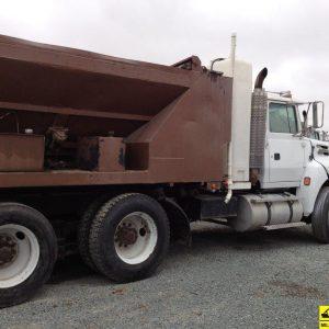 refurbished Bergkamp asphalt pavement preservation equipment exporter